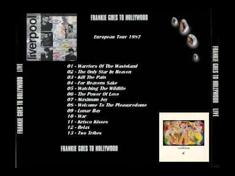 Frankie Goes To Hollywood -1987-01-12 Wembley arena, London BBC Radio Broadcast