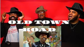 Baixar Lil Nas X - Old Town Road (Official Movie) ft. Billy Ray Cyrus - REACTION