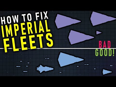 How to FIX IMPERIAL FLEETS (...while keeping the Star Destroyer)   Star Wars Lore