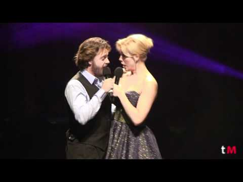 """The Song That Goes Like This"" - Hannah Waddingham & Sergi Albert"