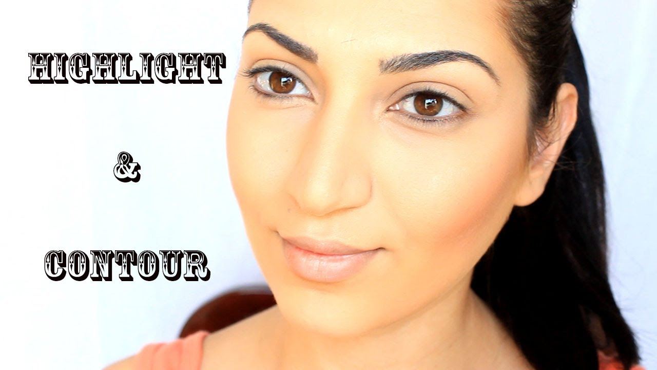 How To: Drugstore Foundation, Highlight And Contour