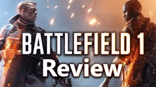 Battlefield 1 Review (Video Game Video Review)