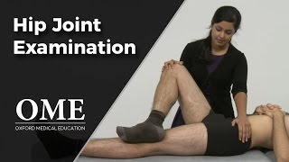 Hip Examination - Orthopaedics Video