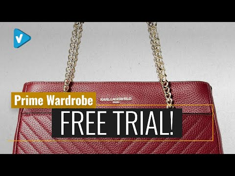 Try On Your New Karl Lagerfeld Paris Totes For Free! Now On Amazon Prime Wardrobe