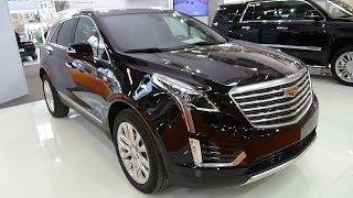 2018 Cadillac XT5 Platinum - Bologna Motor Show 2017