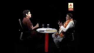 Ghantakhanek sangesuman: Mukul Roy in ABP Ananda Studio, After joining BJP, this is the fi