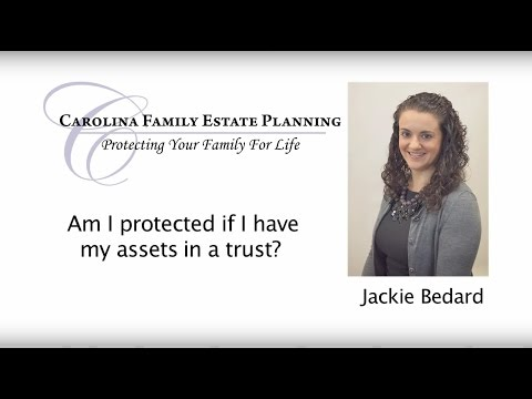 Asset Protection Trust | Cary NC | Carolina Family Estate Planning