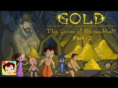 Chhota Bheem - Gold | The Curse of Bhrambhatt #Part-1