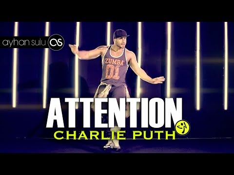 ATTENTION - CHARLIE PUTH // by A. SULU / Zumba Choreo