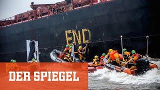 Von ein paar Hippies zum Umweltkonzern: 40 Jahre Greenpeace