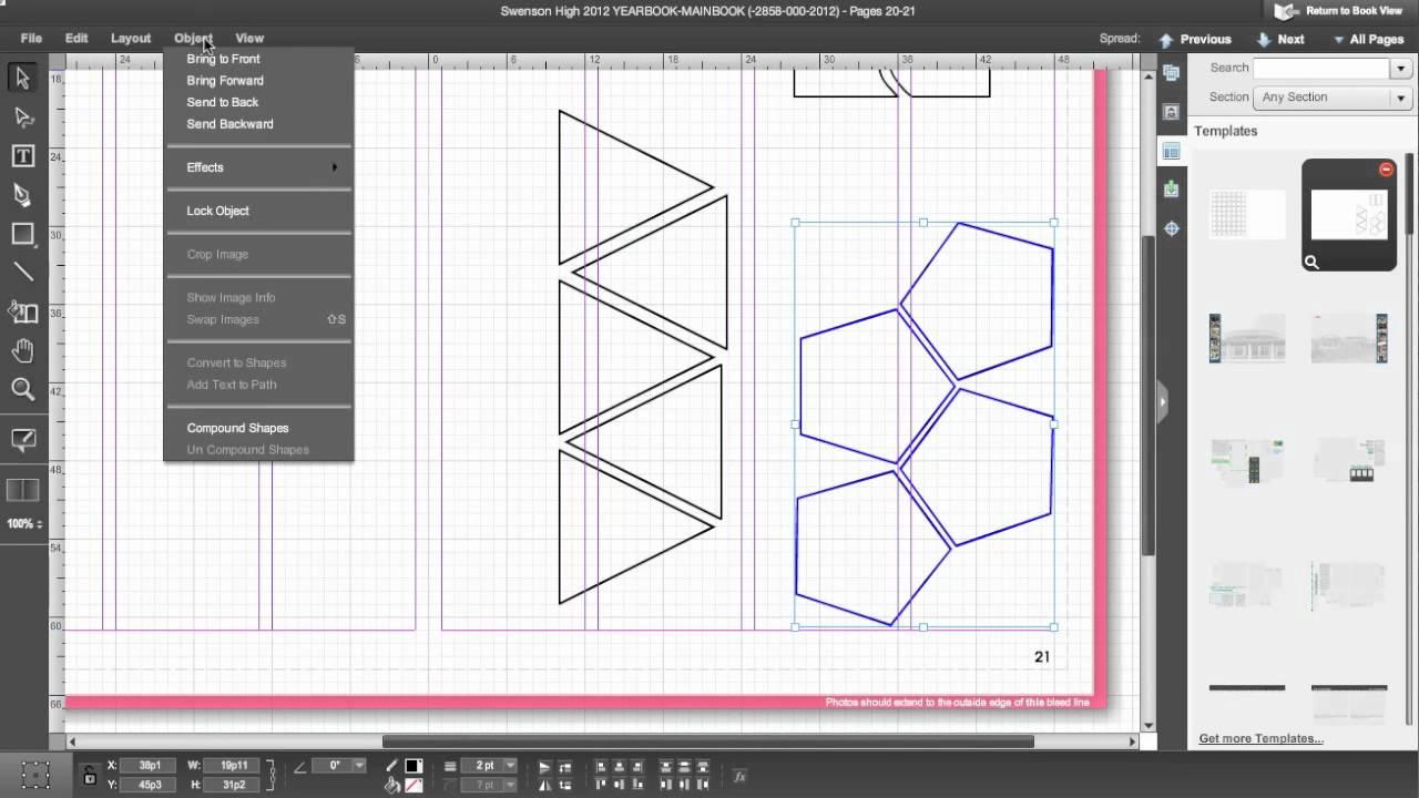Edesign Edesign Training Compound Shapes Youtube
