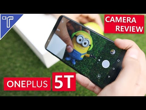 OnePlus 5T Camera Review - All Camera Features Explained!