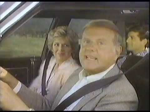 1984 Olds Delta 88 Commercial with Dick Van Patten