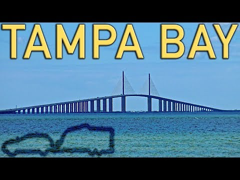 Tampa Bay Part 1: Driving to Madeira Beach | Traveling Robert