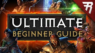 Diablo 2 Resurrected Begİnner Guide - Everything you Need to Know