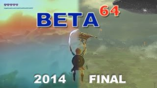 Beta64 - Breath of the Wild [NO SPOILERS]