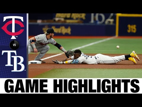 Download Twins vs. Rays Game Highlights (9/4/21)   MLB Highlights