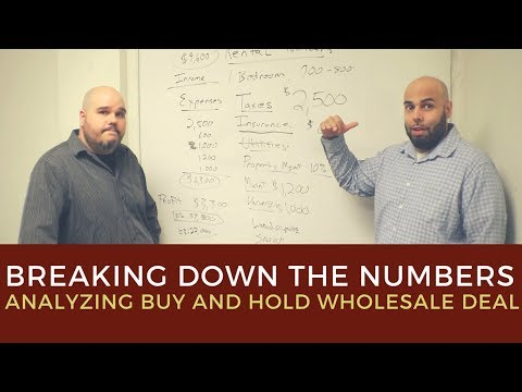 How to Wholesale Rental Properties for Buy and Hold Investors Pt  2