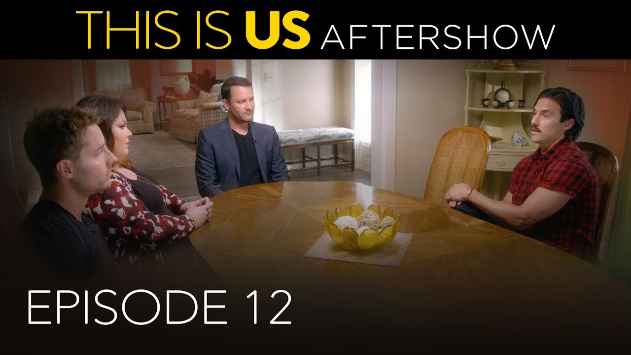 This Is Us Aftershow Season 1 Episode 12 Digital