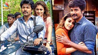 Sivakarthikeyan - Nayanthara's sizzling chemistry in Velaikkaran | Hot Tamil News, Shooting Spot