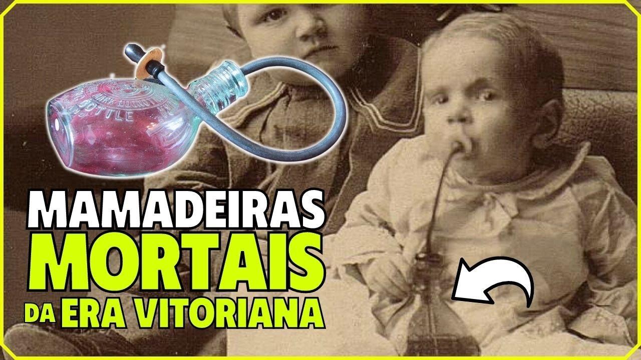 🕌 Século 19: as mamadeiras mortais que  intoxicavam bebês na era vitoriana