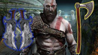 God of War (PS4/GoW IV) - ¡Evolución de la saga era necesaria!