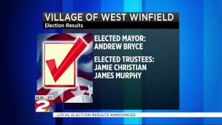 Some local election results March 2015
