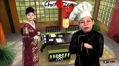 Chef & Zen (EN) - Capecod Gaming Slot Machine