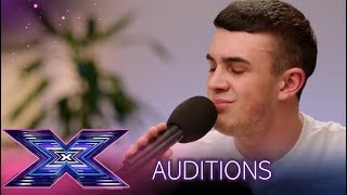 Will Pike: He Sings Billie Eilish's 'Bad Guy' In His Own Style!| The X Factor 2019: The Band