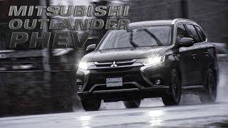 Mitsubishi Outlander PHEV - Motoring TV
