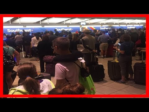 Breaking News | 'network issue' causes airport delays