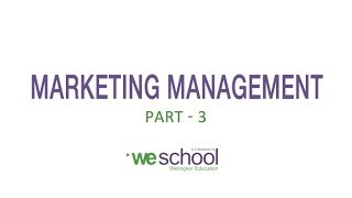 Core Concepts and Philosophies of Market Management