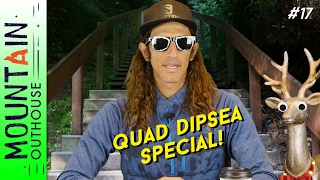 mountain outhouse quad dipsea lottery season north face endurance challenge race preview