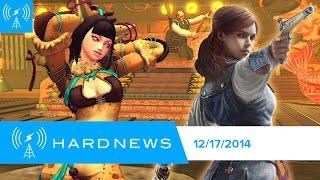 Ultra SF IV gets Wild, Gabe saves Hatred, Ubisoft bones AssCreed... Again! | Hard News 12/17/14