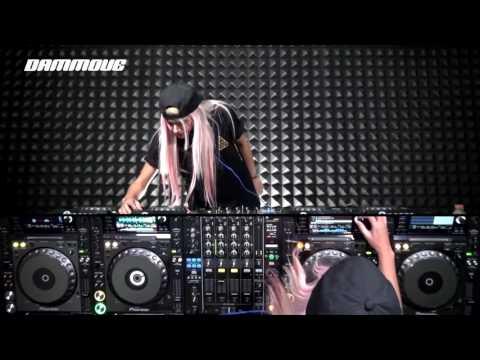 Dammove Sessions - Jessica Audiffred (Trap, Bass / CDMX)