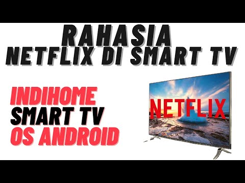 Netflix Indihome Android Smart TV