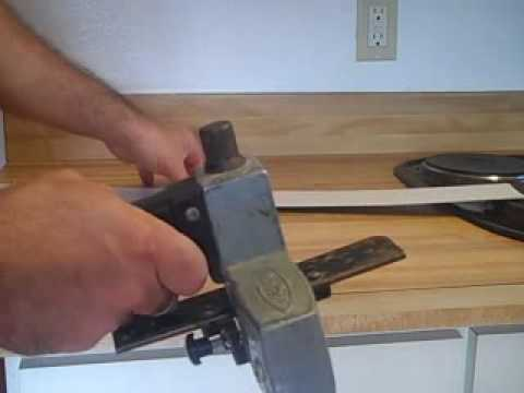 How To Bend Formica On Countertop Radius Doovi