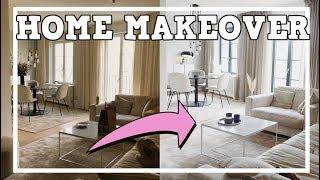 vlogg: HOME MAKEOVER - målar våra fönster svarta