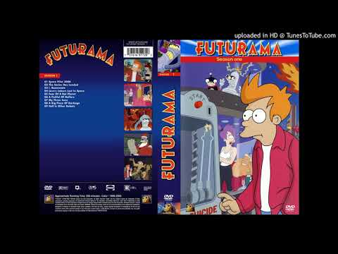 Futurama Audio Commentary S01E03 - I, Roommate