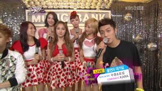【1080P】KARA- Back Stage Talk (24 Aug,2012)