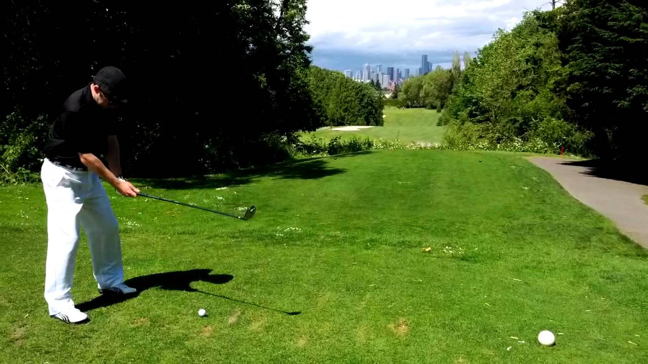 Hole 12 At West Seattle Golf Course YouTube
