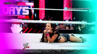 "2011/2013: AJ Lee 4th WWE Theme Song - ""Let"