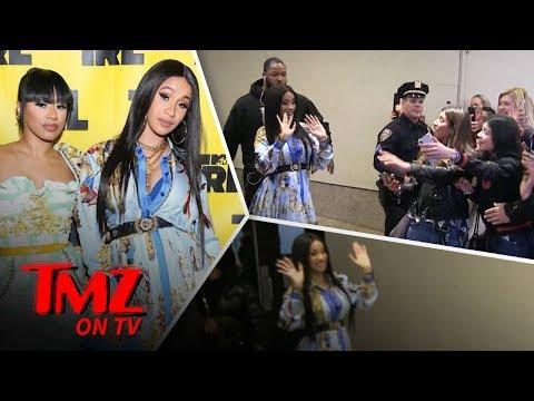 Cardi B's Got Some Crazy Fans   TMZ TV