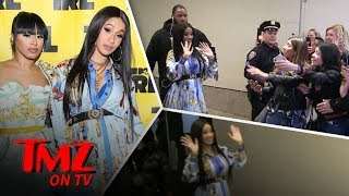 Cardi B's Got Some Crazy Fans | TMZ TV