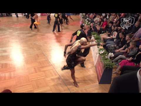 Langella - Moshenska, ITA | 2014 GS LAT Stuttgart R5 J | DanceSport Total