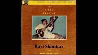 Sitar | Ravi Shankar - A Sitar Recital - Side 1 B - Raga Sudh Sarang