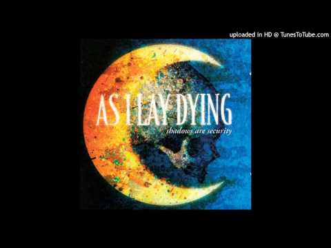 As I Lay Dying - Confined [Slowed 25% to 33 1/3 RPM]