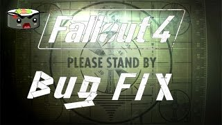 Fallout 4 - Bug fix - Grey screen