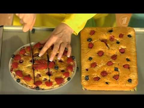 Как порезать торт на 9 частей
