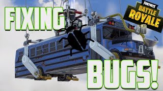 2 Easily Fixed Glitches / Bugs in Fortnite: Full Screen and Build M...